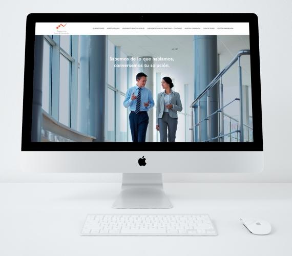 Sitio web Asesorías Yarad y Hernández